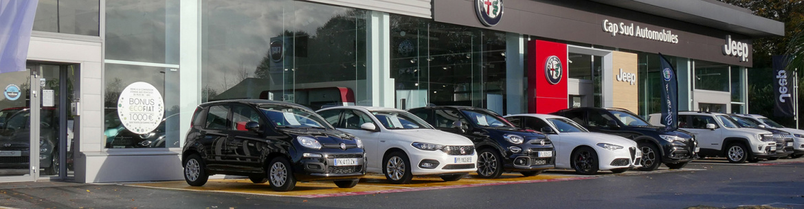 Photo de la concession Cap-Sud Automobiles à Quimper
